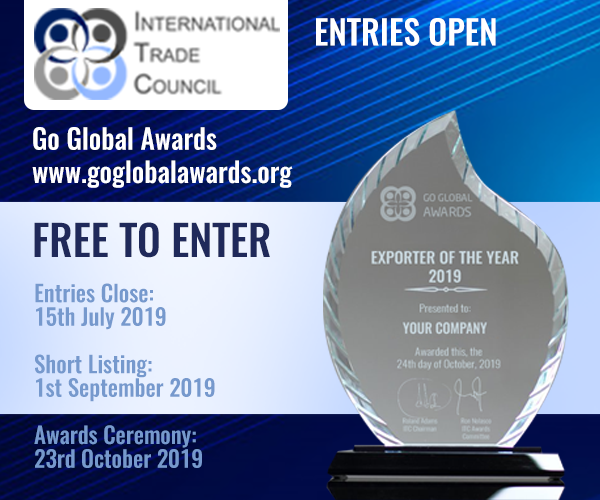 2019 Go Global Awards