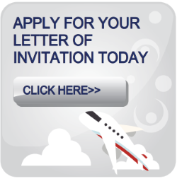 Apply for Your Visa Support Letter