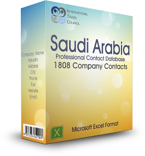 Saudi Arabia Business Contact Database